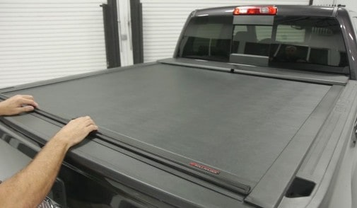 Roll N Lock Truck Bed Cover